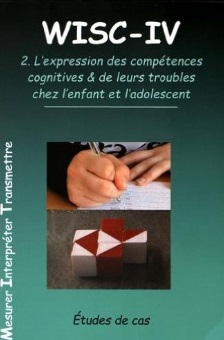 Couv WISC IV Tome2 Expression competences Eric TuronLagot2016 32009