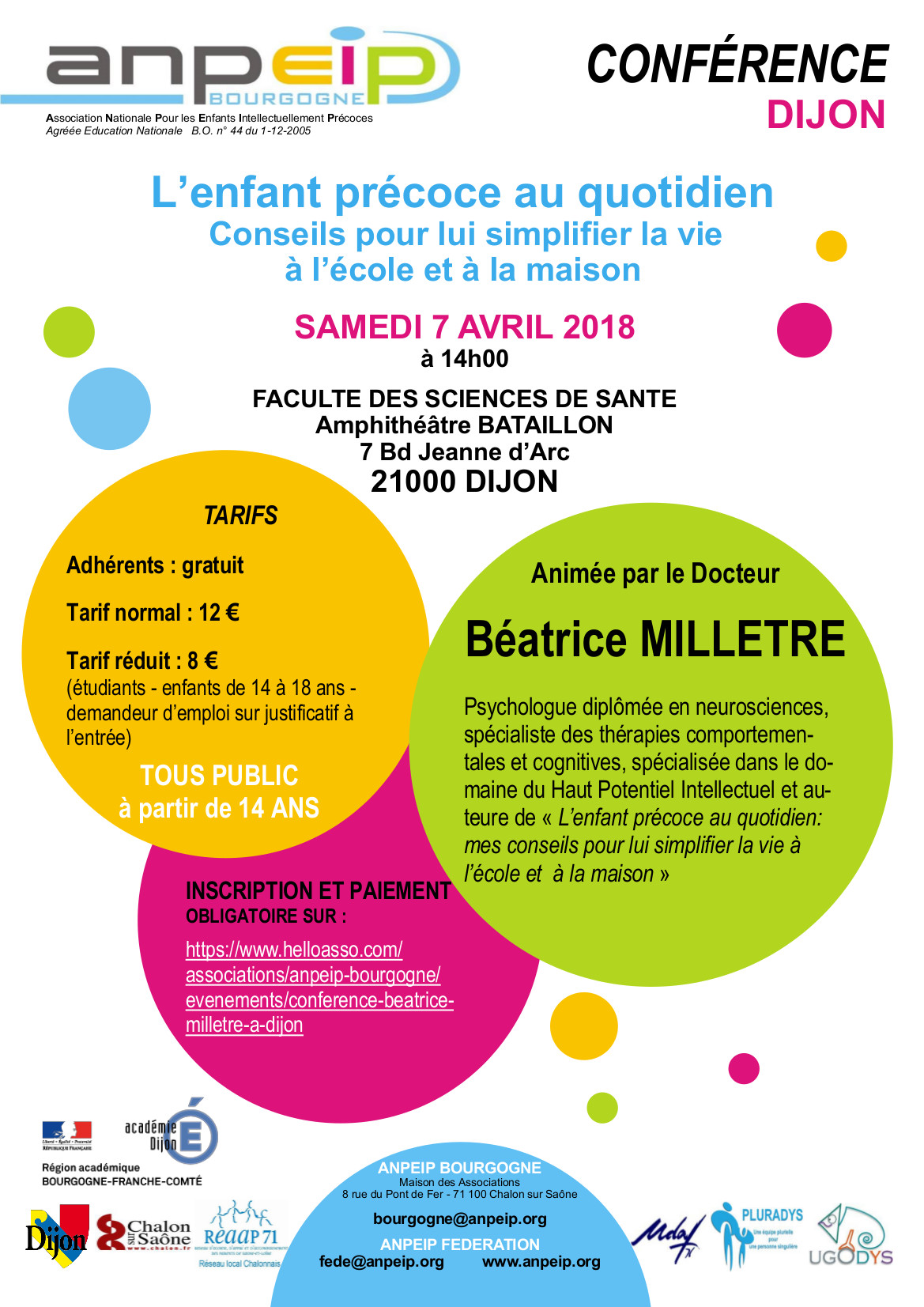 affiche anpeip bourgogne conference 07 04 2018