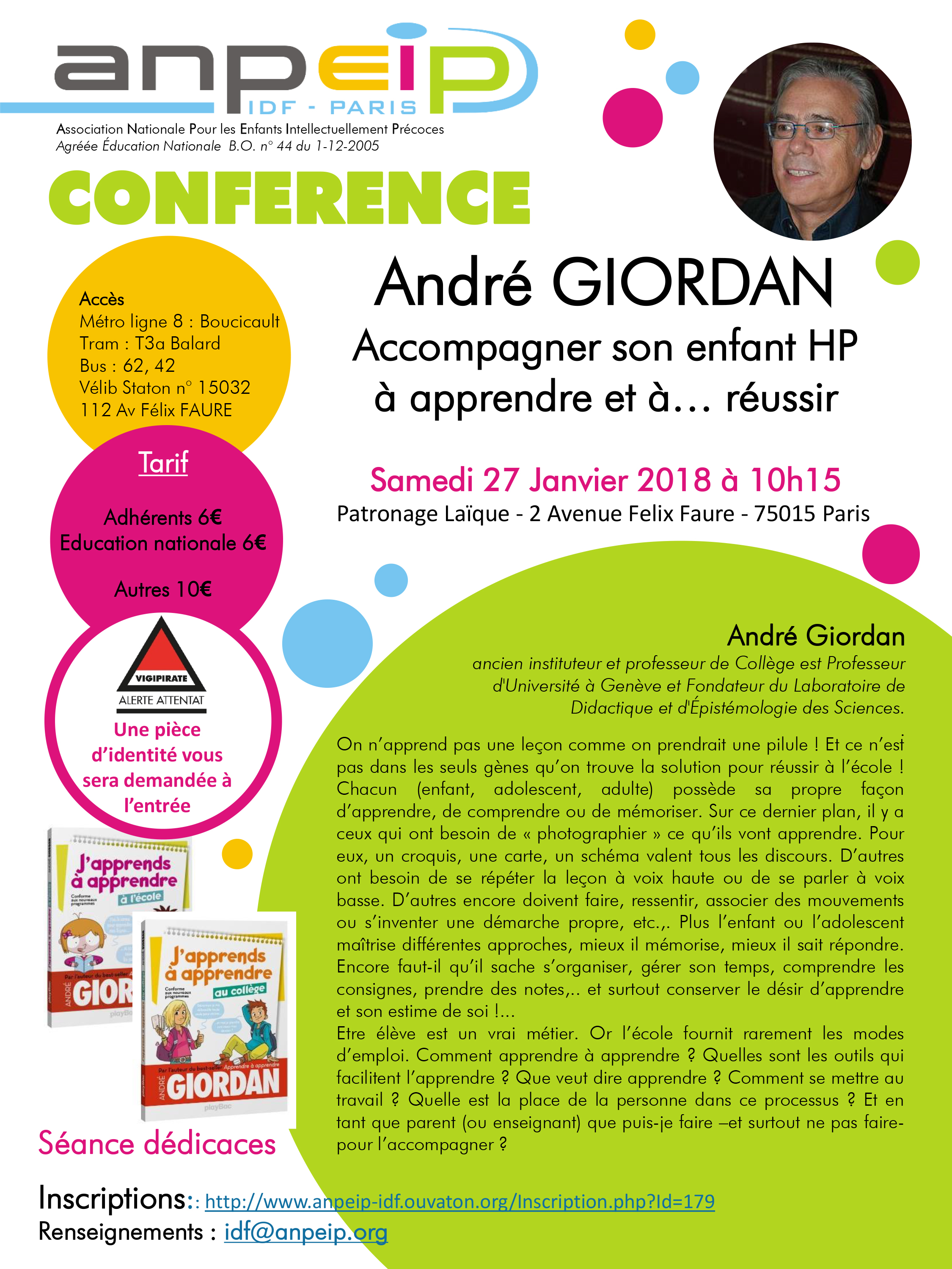 Affiche GIORDAN conf 2018 01 28 eacf3