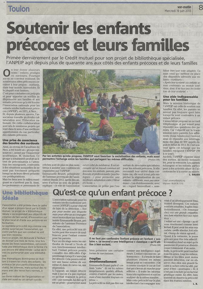 article19juin2013varmatin